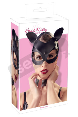 Маска - 2492725 Bad Kitty Cat Mask Rhinestones